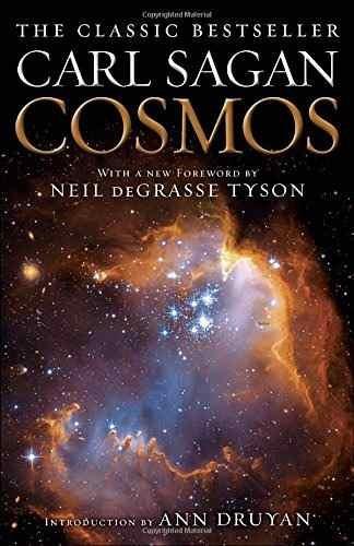 libro cosmos - nuevo