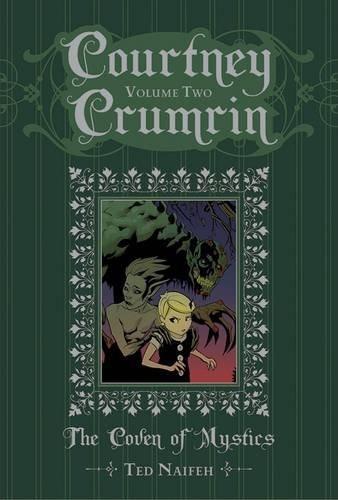 libro courtney crumrin volume 2: the coven of mystics spec