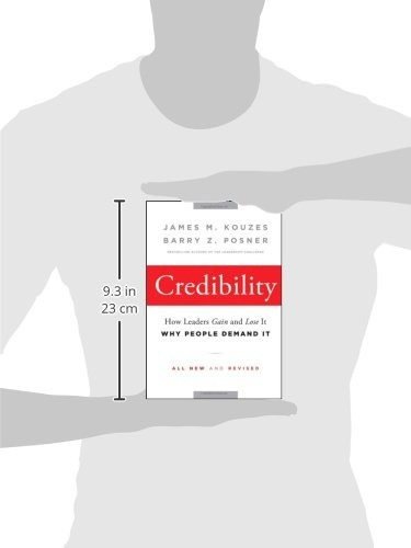 libro credibility: how leaders gain and lose it, why people