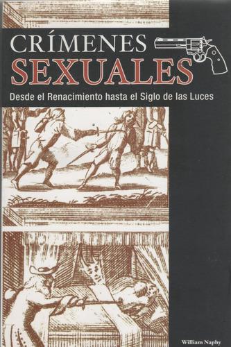 libro crímenes sexuales