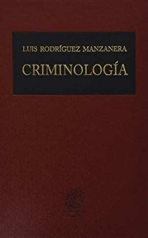 luis rodriguez manzanera criminologia pdf gratis