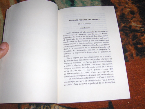 libro cristiano los 12 poderes del hombre charles fillmore