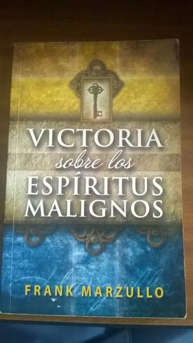 libro cristiano, victoria sobre los espíritus malignos