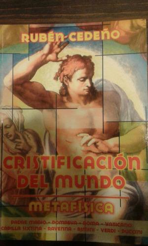 libro cristificacion del mundo metafisica