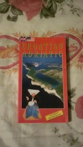 libro croatian adriatic (inglés).