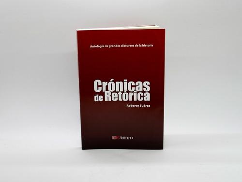 libro crónica de retóricas