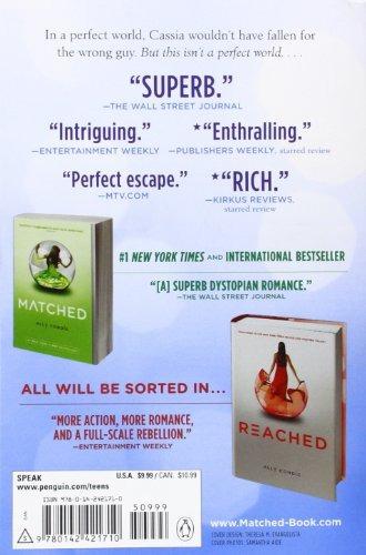 libro crossed - nuevo -