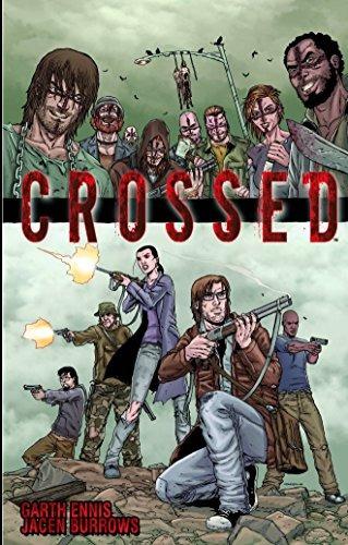 libro crossed volume 1 - nuevo