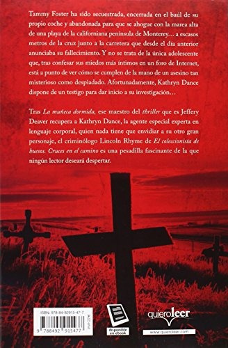 libro cruces en el camino - nuevo