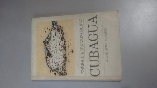 libro cubagua de enrique bernardo nuñez