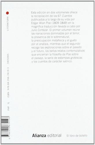 libro, cuentos 2 de edgar allan poe.