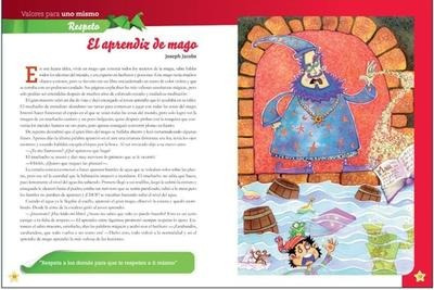 libro: cuentos con valores - ediciones daly españa
