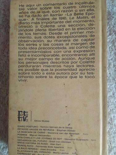 libro cuentos de las mil y una mañanas de colette