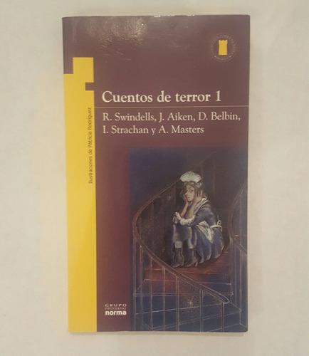 libro cuentos de terror 1