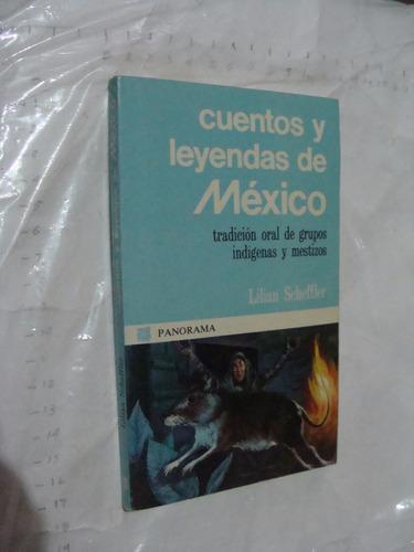 libro cuentos y leyendas de mexico , tradicion oral de grupo