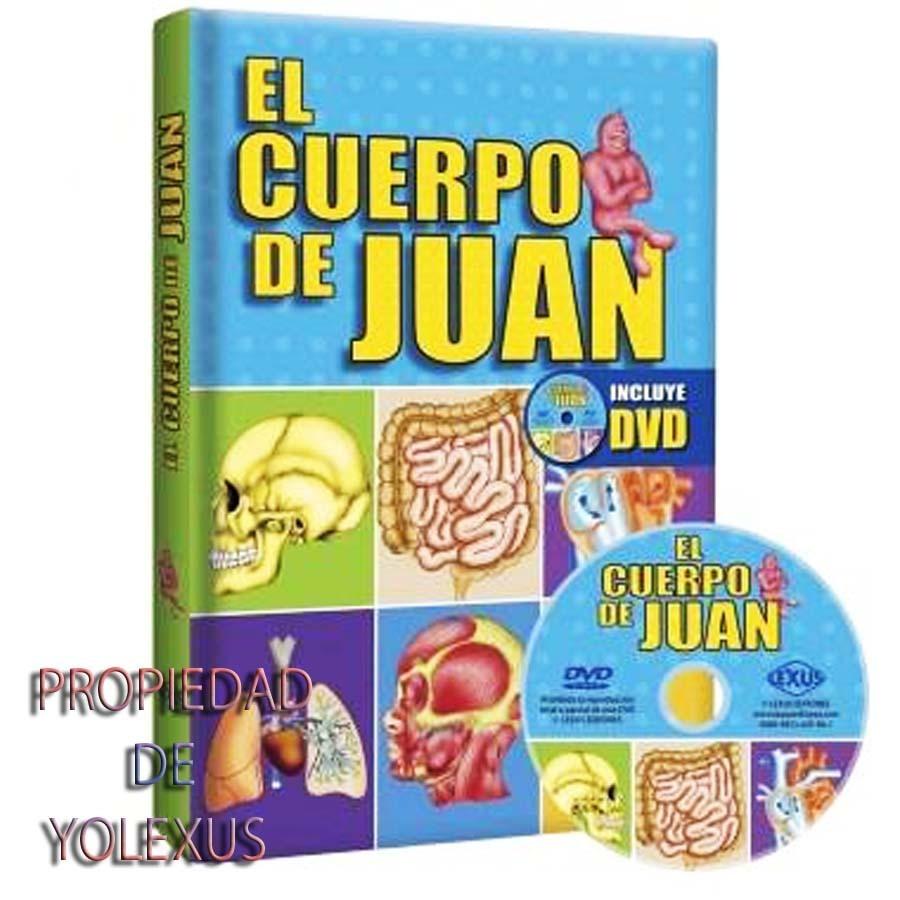 Libro Cuerpo De Juan-anatomía Para Niños - S/ 84,00 en Mercado Libre