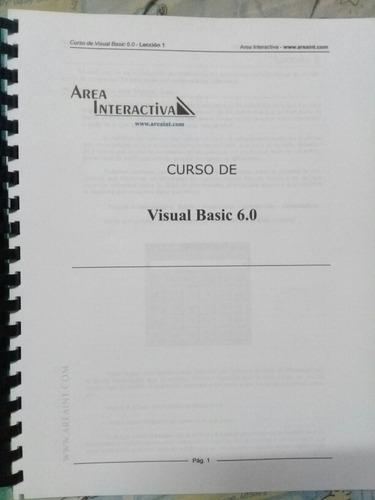 libro curso de visual basic 6.0