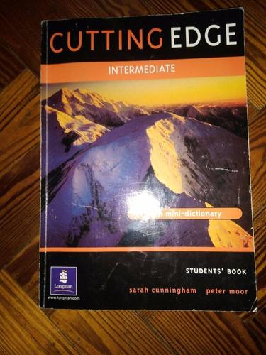 libro  cutting edge : intermediate   student´s book