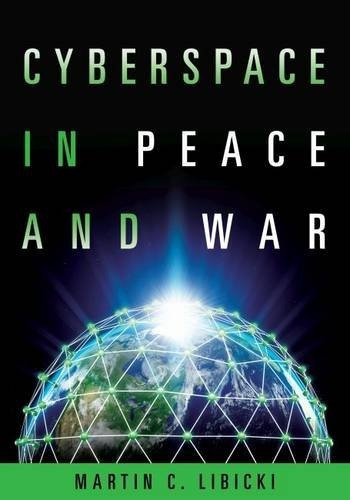 libro cyberspace in peace and war - nuevo