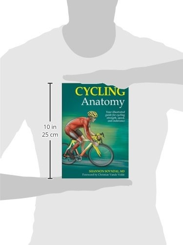 libro cycling anatomy: your illustrated guide for cycling st
