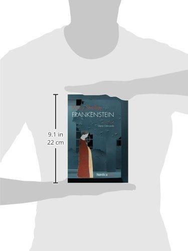 libro d frankenstein - nuevo