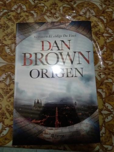 libro dan brown origen