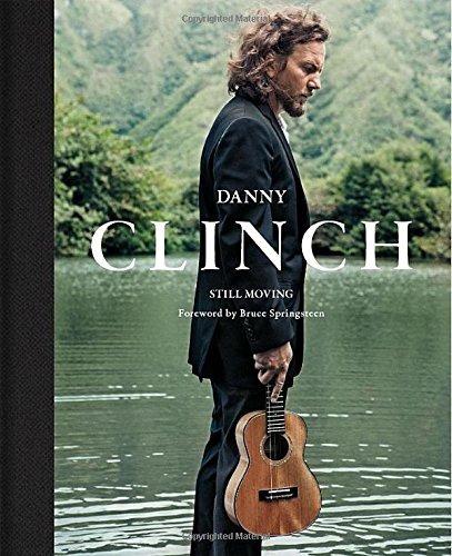 libro danny clinch: still moving - nuevo