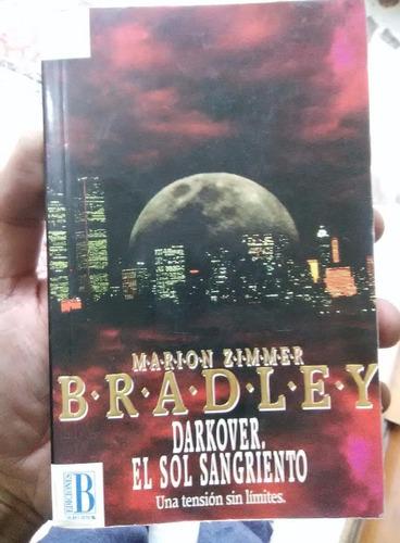 libro darkover: el sol sangriento