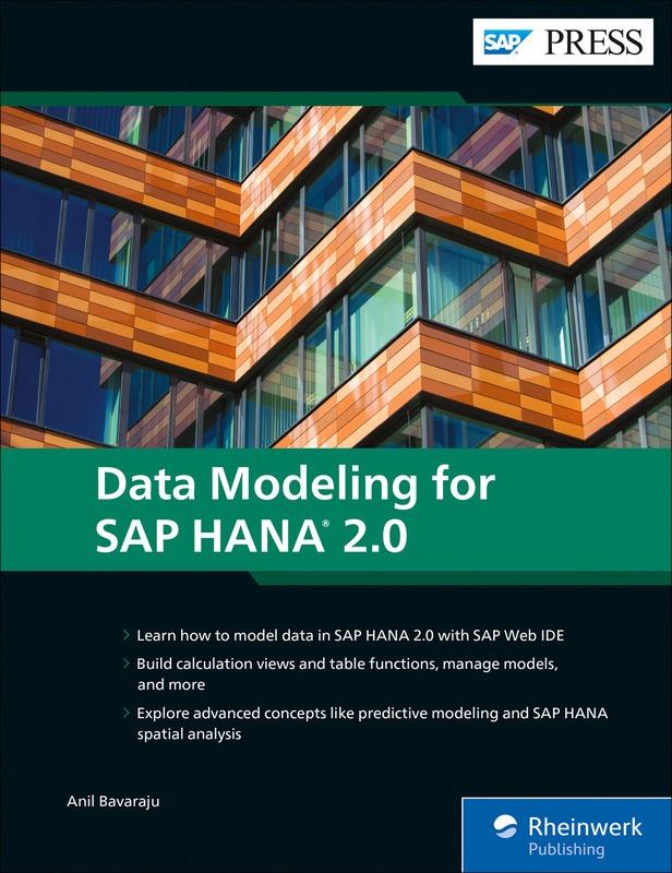 Libro Data Modeling For Sap Hana 2 0