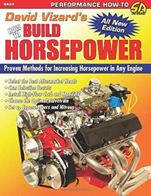 Libro - David Vizard's How To Build Horsepower (s-a Design)