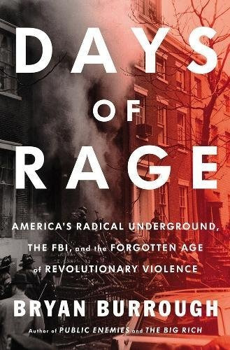 libro days of rage: america's radical underground, the fbi