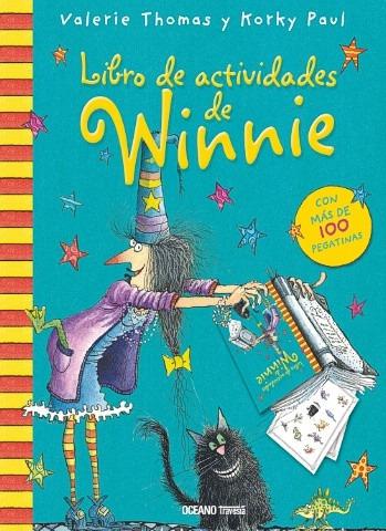 libro de actividades de winnie - valerie thomas | korky paul