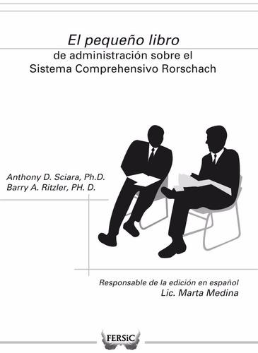 libro de administración rorschach s.c. + dvd