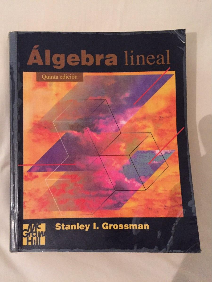Algebra Lineal Grossman Pdf