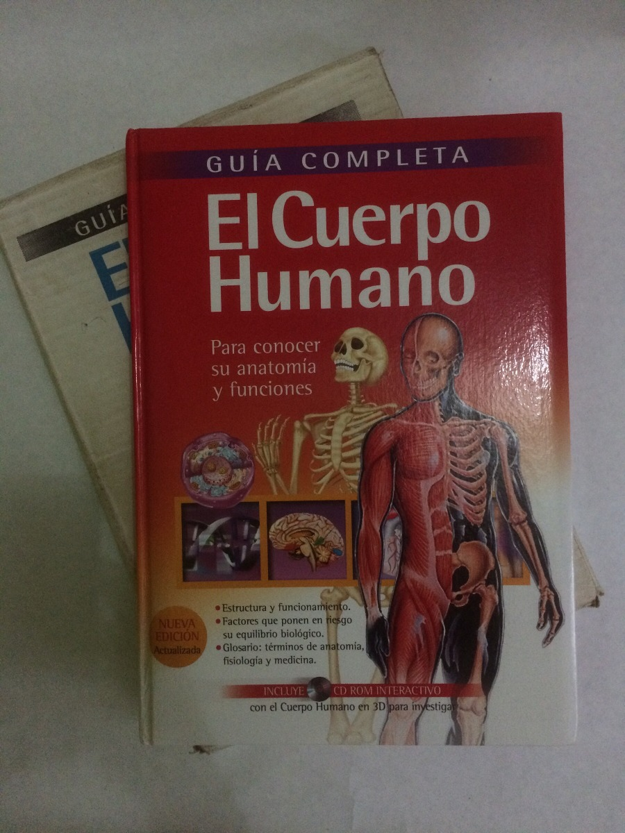 Único Anatomía Y Fisiología Del Cd Rom Composición - Anatomía de Las ...