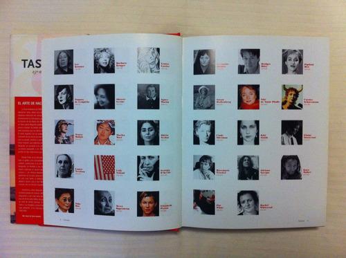 libro de arte - mujeres artistas - taschen