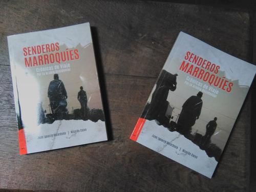 libro de autor ¿ senderos marroquíes