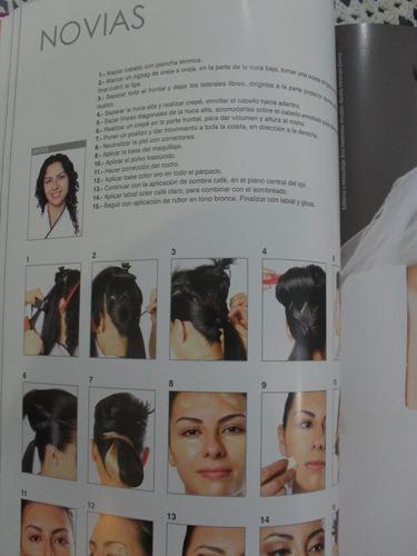 libro de belleza y peluqueria cambios de imagen estilista