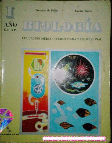libro de biología 4 to año de bachillerato, cobo