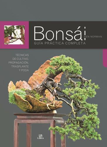 libro de bonsai guia practica completa