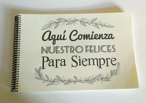 21a8ec0bf307 Libro De Buenos Deseos Para Bodas   Matrimonios -   10.000 en ...