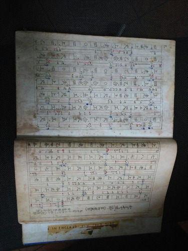 libro de caligrafía japonesa/ tatuajes nijongo caligrafía