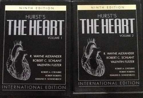 libro de cardiología de hurst
