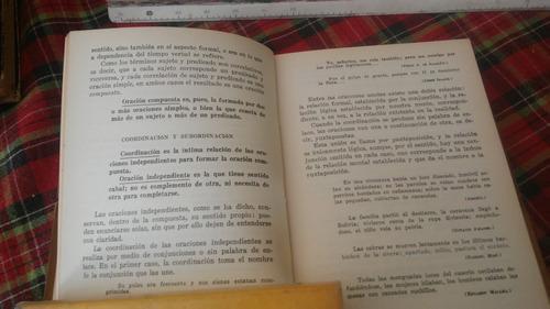 libro de castellano