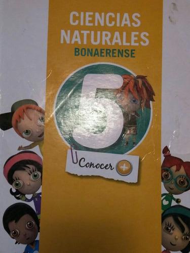 libro de ciencias naturales 5to