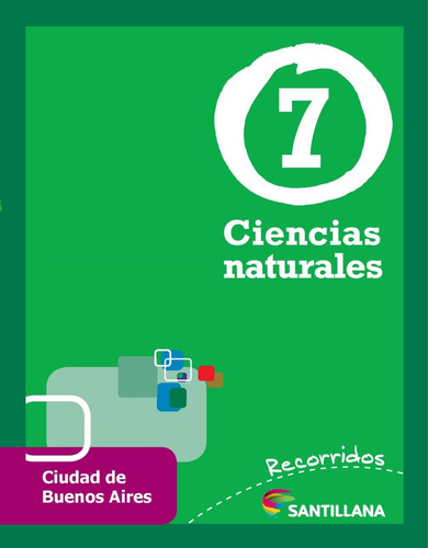 libro de ciencias naturales 7 editorial santillana