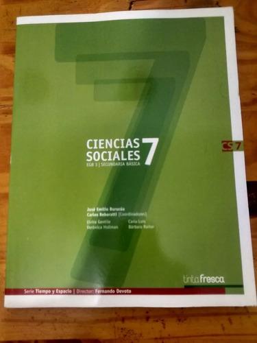 libro de ciencias sociales 7 tinta fresca