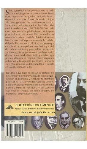 libro, de cipriano castro a c. a. p. (1899-1979) luis silva.