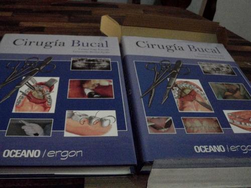 libro de cirugia bucal