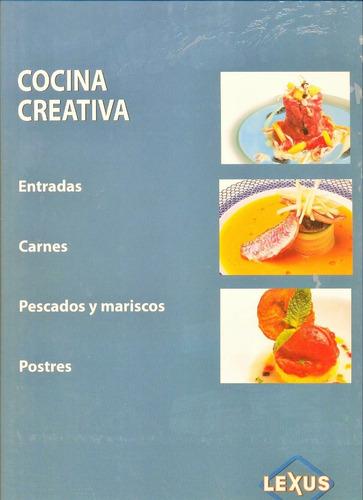 libro de cocina creativa 1 tomo lexus